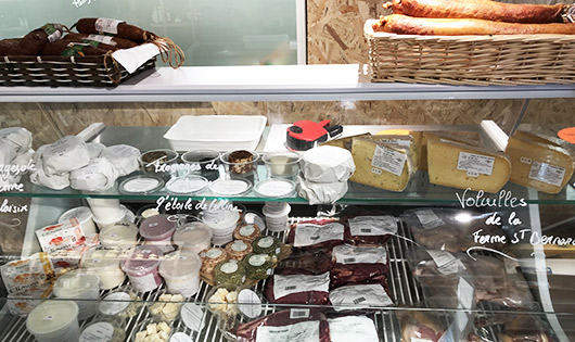 Magasin Fromages Viandes