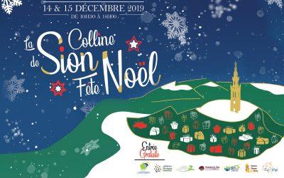 La Colline de Sion Fête Noël : au Domaine de Sion
